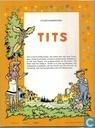 Comic Books - Tits - Het rijk van Patta Poef