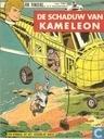 Comic Books - Rik Ringers - De schaduw van Kameleon