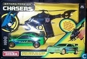 Batman Forever Chasers Riddler & Batcopter