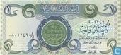 Iraq 1 Dinar