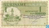 Suriname 1 Gulden 1974