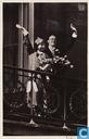 H.K.H. Prinses Juliana met Z.H. prins Bernhard
