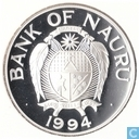 Nauru 10 Dollars 1994