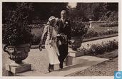 H. K. H. Prinses Juliana met Z. H. Prins Bernhard