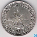 South Africa 5 shillings 1952