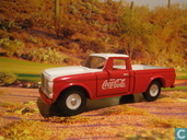 Modellautos - Johnny Lightning - Studebaker Champ Pickup 'Coca-Cola'