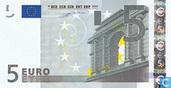 5 Euro P X D