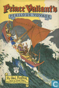 Prince Valiant's Perilous Voyage