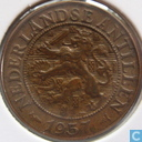 Netherlands Antilles 1 cent 1957