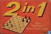 Spellen - 2 in 1 - 2 in 1