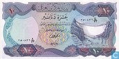 Irak 10 Dinars