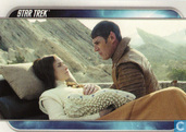 "Amanda and Sarek, a ""logical"" marriage."