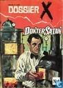 Bandes dessinées - Dossier X - Dokter Satan