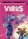 Comic Books - Spirou and Fantasio - Virus