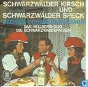 Schwarzwalder Kirsch und Schwarzwalder Speck