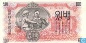 Noord Korea 100 Won
