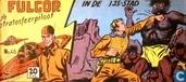 Comic Books - Fulgor - In de ijs-stad