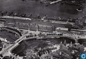 Luchtfoto Centraal Station