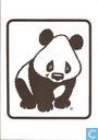 Kerstkaart 1981 - 1982 - Panda