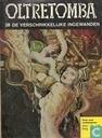 Comics - Oltretomba - De verschrikkelijke ingewanden
