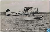 Fokker C.11-W catapultvliegtuig Kon. Marine