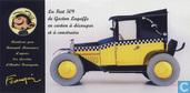 Reclamekaart La Fiat 509
