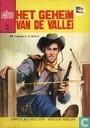 Comics - Lasso - Het geheim van de vallei