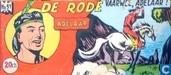 Comic Books - Blauwe Pijl - Vaarwel Adelaar!
