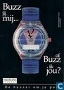 """B000799 - Swatch """"Buzz jij mij..."""""""
