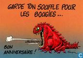 """Les Monstres 34 """"Garde ton souffle pour les bougies"""""""