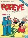 Comic Books - Popeye - Popeye en de heksen