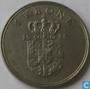 Coins - Denmark - Denmark 1 krone 1965