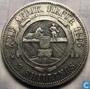 Zuid-Afrika 2 shillings 1895