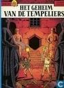 Bandes dessinées - Jhen - Het geheim van de Tempeliers