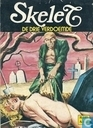 Comic Books - Skelet - De drie verdoemde