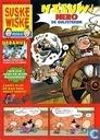 Bandes dessinées - Suske en Wiske weekblad (tijdschrift) - 2001 nummer  21