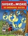 Comic Books - Willy and Wanda - De energieke guiten