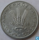 Hungary 20 fillér 1968