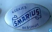 Biscuits Biscuit Smarius [argentée]