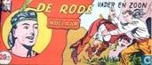 Comic Books - Rode Adelaar, De - Vader en zoon