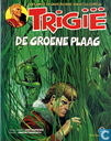 Comic Books - Trigan Empire, The - De groene plaag