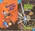 Books - Lory, Robert - Masters of the Lamp + A Harvest of Hoodwinks
