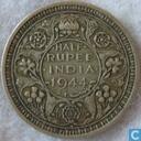 British-India ½ rupee 1944 (Bombay)