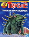 Comic Books - Trigan Empire, The - De terugkeer van de Skorpiads