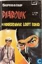 Comics - Diabolik - De moordenaar loopt rond