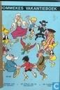 Strips - Jommeke - Jommekes vakantieboek