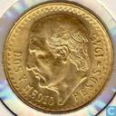 Mexico 2,5 pesos 1945