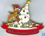 Bambi et Panpan Noël