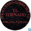 El Tornado - Gorricho