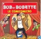 Comics - Suske und Wiske - De microkomiek / Le comicomicro